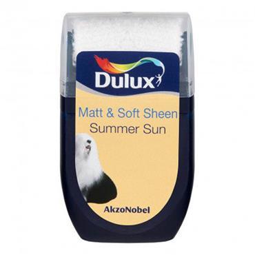 Dulux Roller Tester Summer Sun 30ml