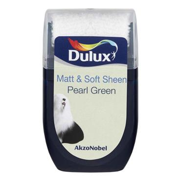 Dulux Roller Tester Pearl Green 30ml