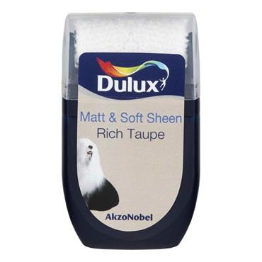 Dulux Roller Tester Rich Taupe 30ml