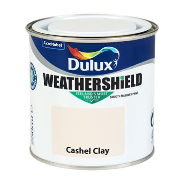 Dulux Weathershield Cashel Clay 250ml