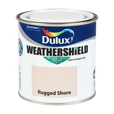 Dulux Weathershield Rugged Shore 250ml
