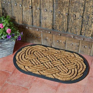 Smart Garden Celtic Knot Heavy Duty Mat