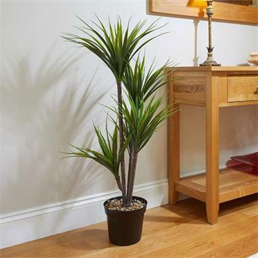 Smart Garden 104cm Artificial Dragon Tree