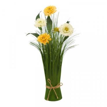 Smart Garden Faux Bouquet Mellow Yellow 40cm