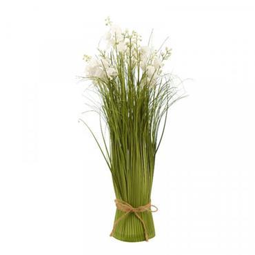 Smart Garden Faux Bouquet Simply White 40cm