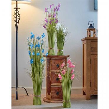 Smart Garden Faux Bouquet Pink Belles 55cm