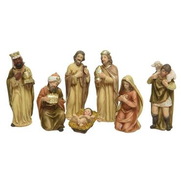 Kaemingk Nativity Set 7pce