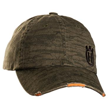 Husqvarna Baseball Hat Bark Camo One Size