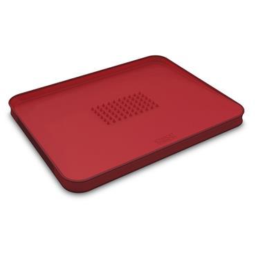 Joseph Joseph Cut & Carve Plus Board  Large Red