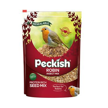 Peckish Robin Seed & Insect Mix 2kg