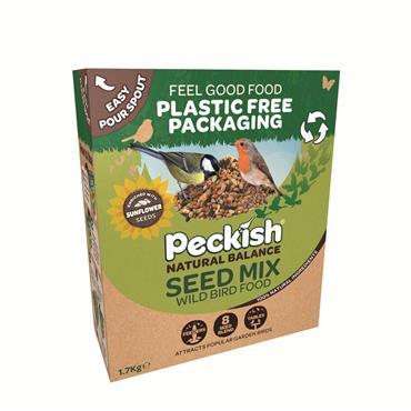 Peckish Nature Balance Seed Box 1.7kg