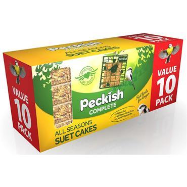 Peckish Complete Suet Cake 10pk