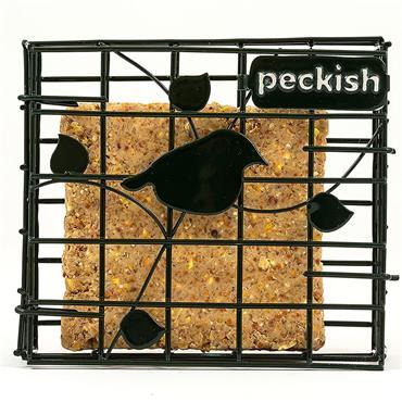 Peckish Complete Suet Cake Feeder