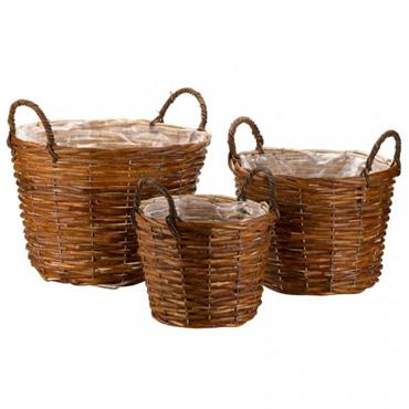 Smart Garden Decor Basket Trio