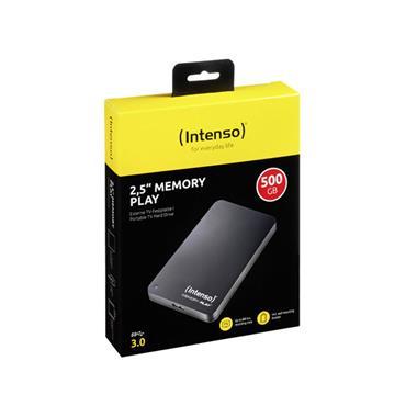Intenso 500GB USB 3.0 EXT HDD