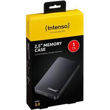 Intenso 1TB USB3 Portable Hard Drive