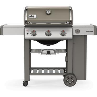 Weber Genesis II E-310 GBS Gas Barbecue Smoke Grey