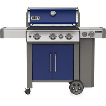 Weber Genesis II EP-335 GBS Gas Barbecue Deep Ocean Blue