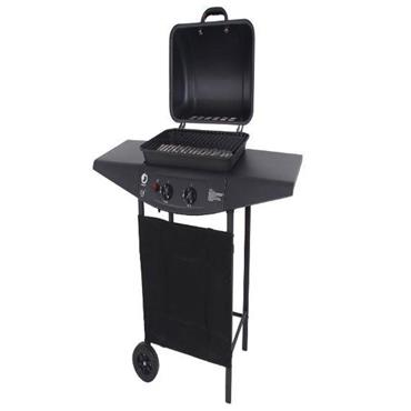 Oscar 2 Burner Gas BBQ