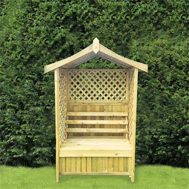 Tansley Seated Arbour
