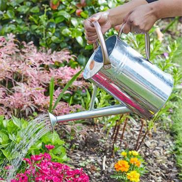 Smart Garden Watering Can Galvanised Steel 4.5L
