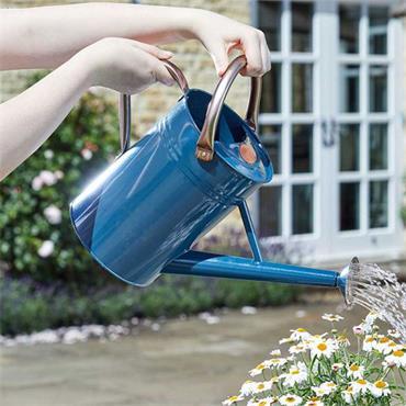 Smart Garden Watering Can Blue 4.5L