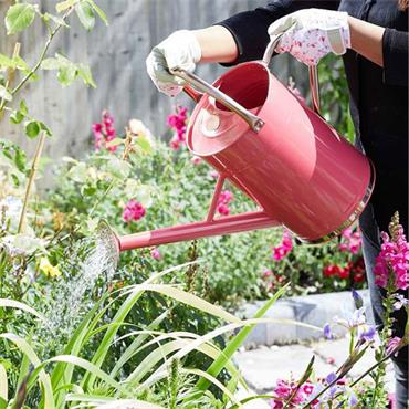 Smart Garden Watering Can Coral Pink 9L