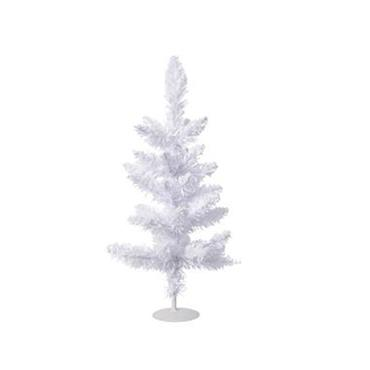 Snowy White Pencil Mini Tree