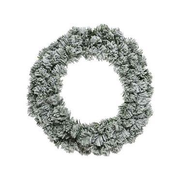 Illumax 60cm Snowy Imperial Wreath