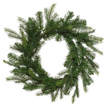Kaemingk 80cm Grandis Fir Wreath