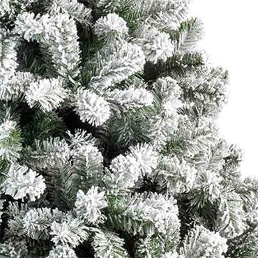 Illumax 7ft Snowy Imperial Pine Christmas Tree
