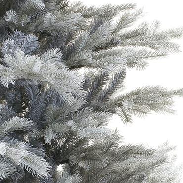 Illumax 7ft Frosted Grandis Fir Christmas Tree