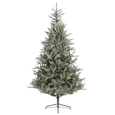 Illumax 7ft Misty Snow Allison Pine Christmas Tree