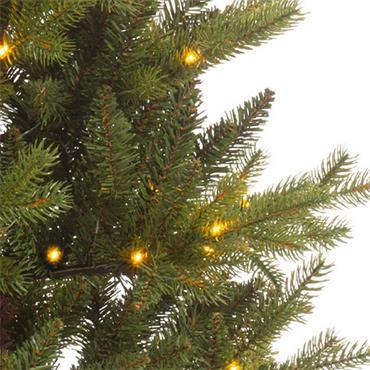 Illumax 3ft Allison Prelit Battery Operated Potted Tree