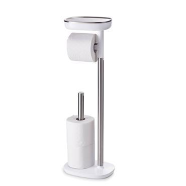 Joseph Joseph Easystore Butler Standing Toilet Roll Holder