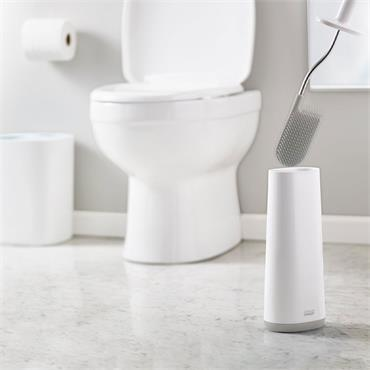 Joseph Joseph Flex Toilet Brush White/white
