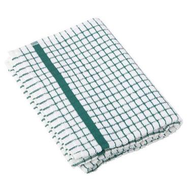 Lamont Poli Dri Tea Towel Cotton Green