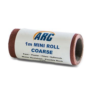 Flexi Red Oxide Roll P40 Grit 1 Metre