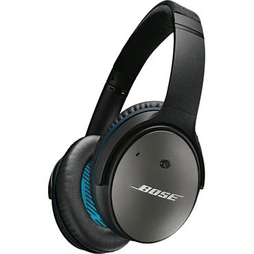 Bose Quiet Comfort Noisecancel Headphones Black