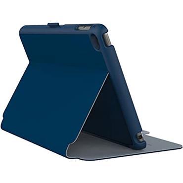 Stylefolio iPad Mini 4 Deep Sea Blue / Nickel Grey Cover