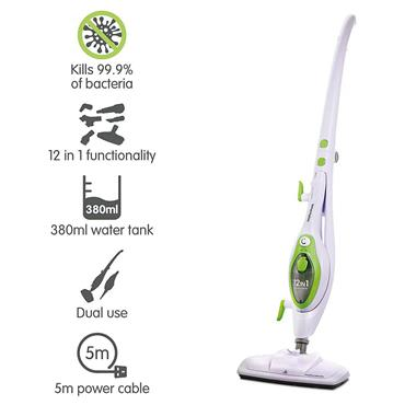 Morphy Richards 12 In 1 Steam Mop