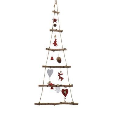 Kaemingk 100cm Birch Christmas Tree Decoration