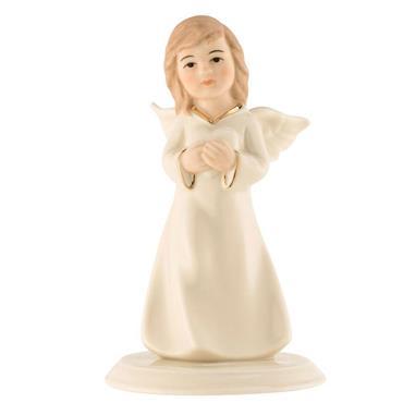 Belleek Mini Angel Of Love