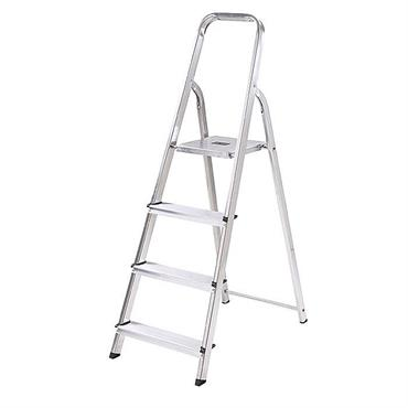 Werner 4 Tread High Handrail Stepladder