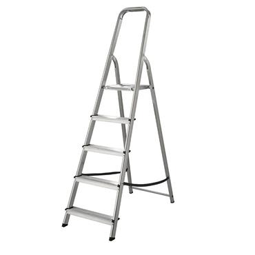 Werner 5 Tread High Handrail Stepladder