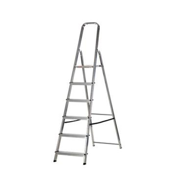 Werner High Handrail Stepladder 6 Tread