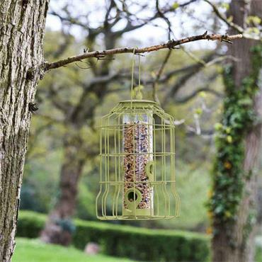 Smart Garden Squirrel Proof Seed Feeder