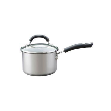 Circulon Total Stainless Steel Saucepan Set 3pce