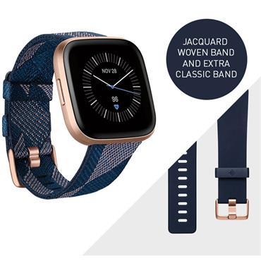 Fitbit Versa 2 SE Navy & Pink