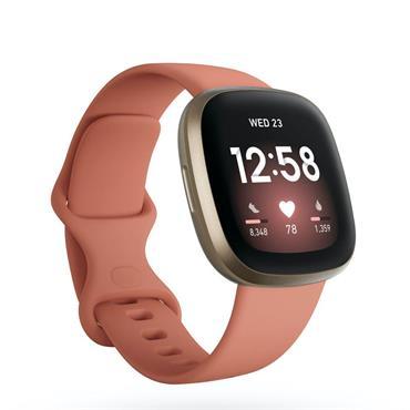 Fitbit Versa 3 Pink Clay